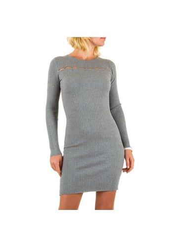 JCL Damen Kleid von Jcl - grey