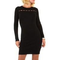 Damen Kleid von Jcl - schwarz