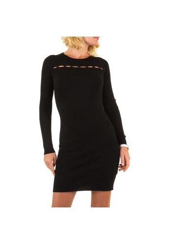 JCL Damen Kleid von Jcl - schwarz