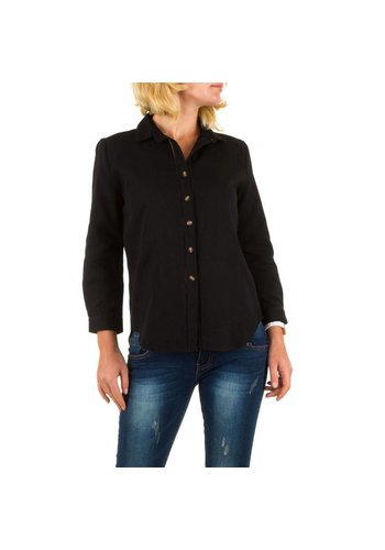 BY JULIE Damen Bluse von By Julie - black