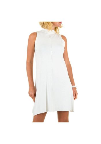 Panacher Damen Kleid von Panacher Gr. one size - white