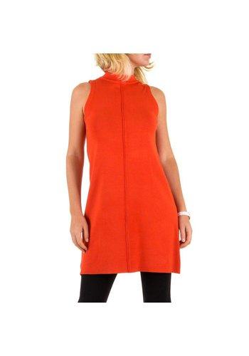 Panacher Damen Kleid von Panacher Gr. one size - red
