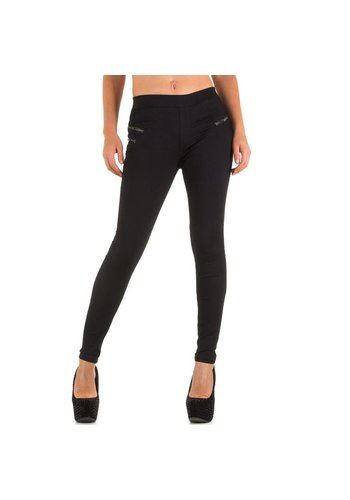 Laulia Damen Jeans von Laulia  schwarz