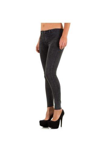 Laulia Damen Jeans von Laulia  grau