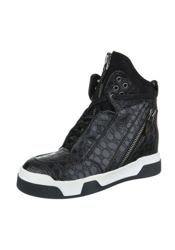 GIOIA Sneaker pour femme - noir