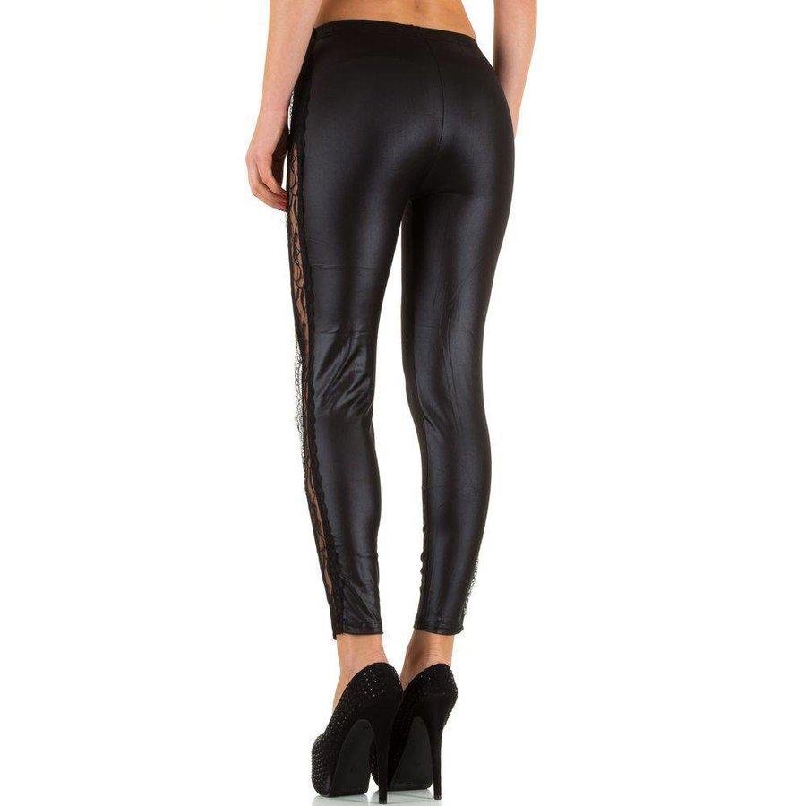 Spandex pour femme de Best Fashion noir