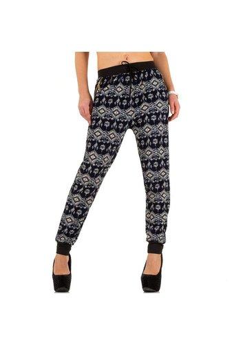 Best Fashion Pantalons pour dames de Best Fashion Gr. une taille - bleu