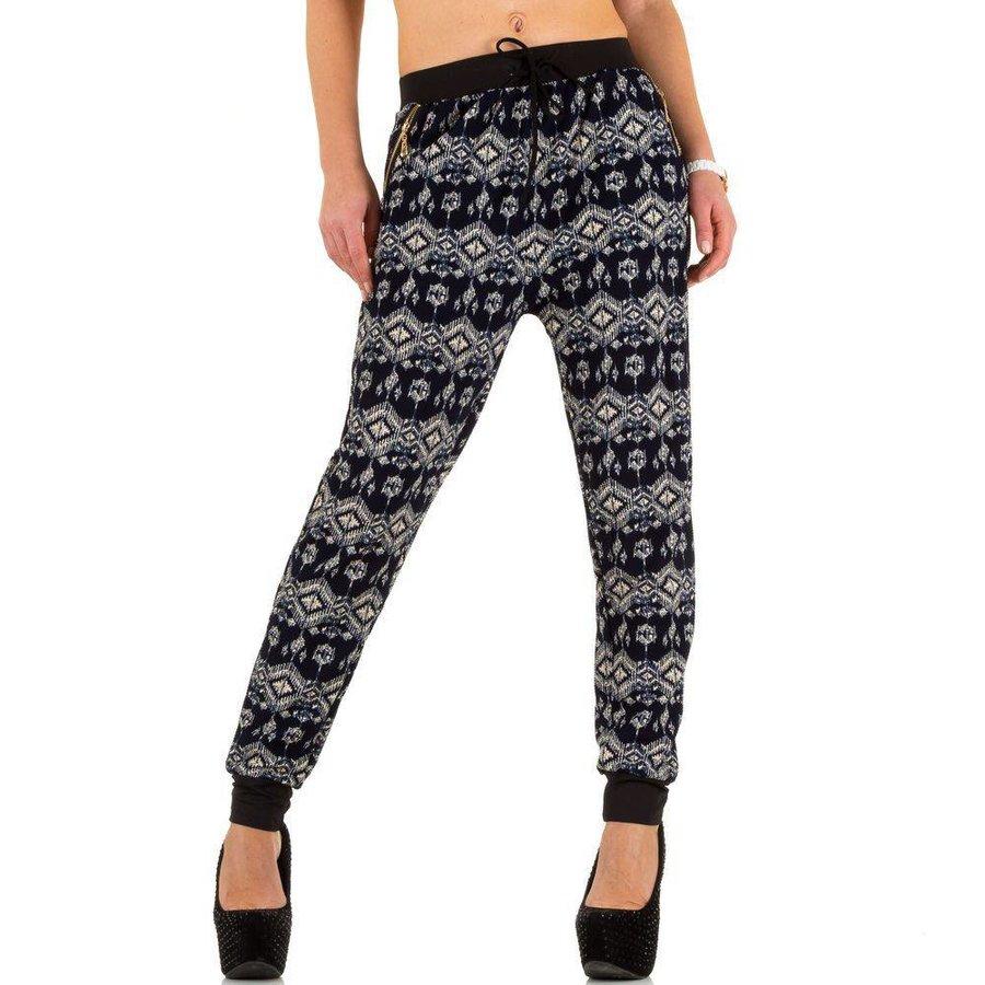 Dames broek van Best Fashion Gr. one size - blauw