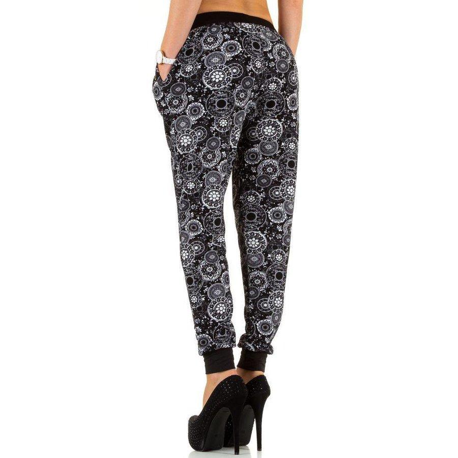 Pantalons pour dames de Best Fashion Gr. une taille - noir