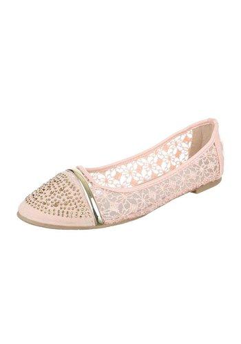 Neckermann Damen Ballerinas - pink