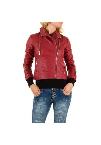 Neckermann Damen Jacke - rot