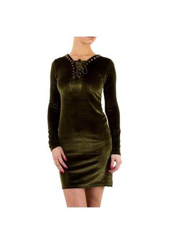 Neckermann Damen Kleid - green