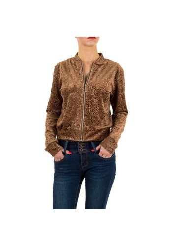 Neckermann Damen Jacke - taupe