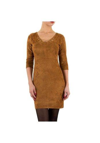 Neckermann Damen Kleid - camel