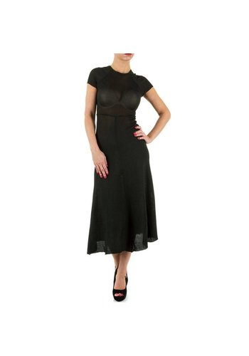 Neckermann Dames jurk one size - groen