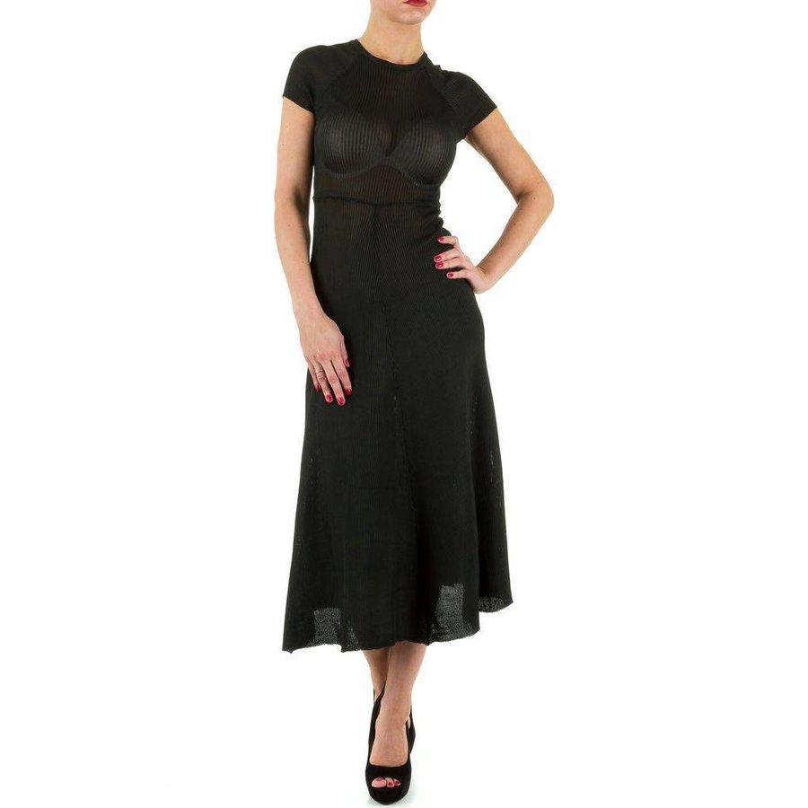 Damen Kleid one size - green