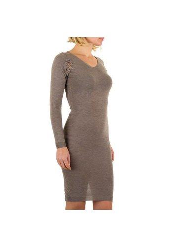EMMA&ASHLEY DESIGN Damen Kleid von Emma&Ashley Design one size - taupe