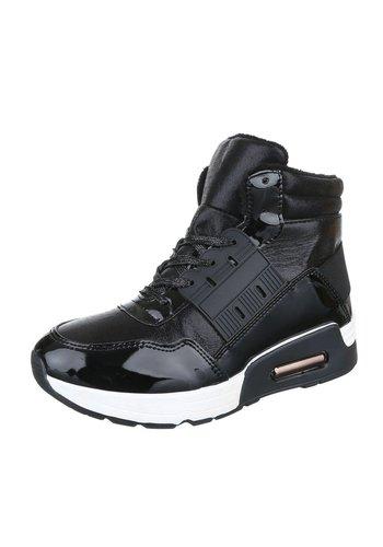 WEIDE Dames Sneakers Zwart