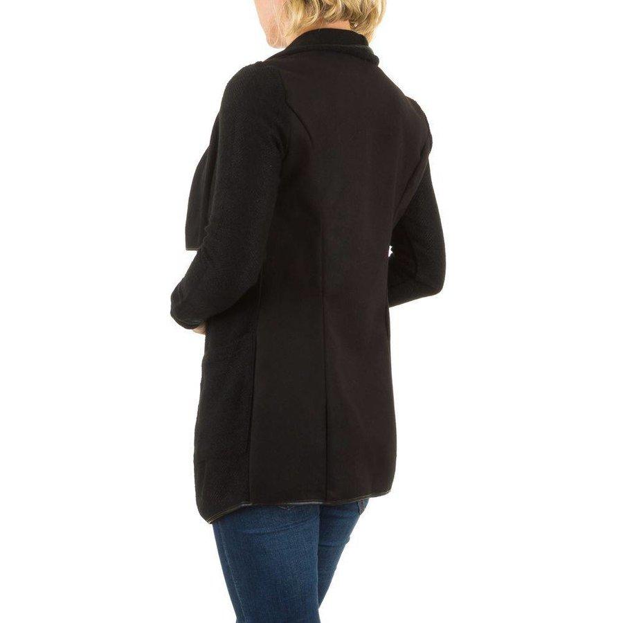 Dames jasje van Best Emilie - zwart