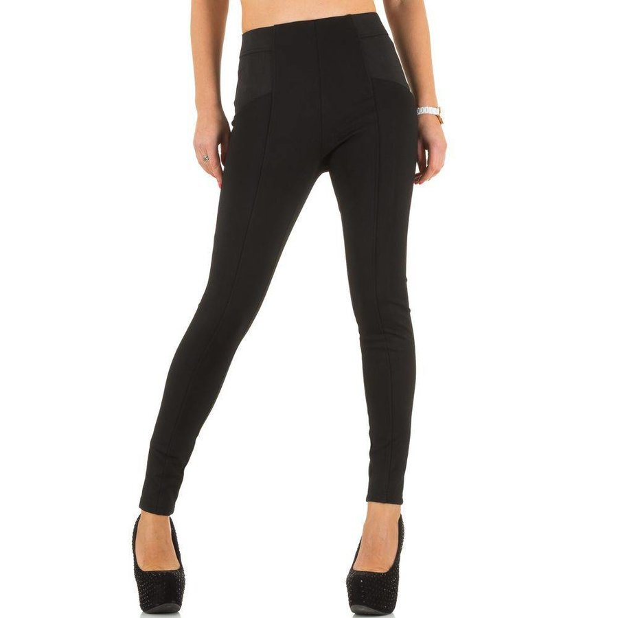 Damen Jeans von Best Emilie - Schwarz