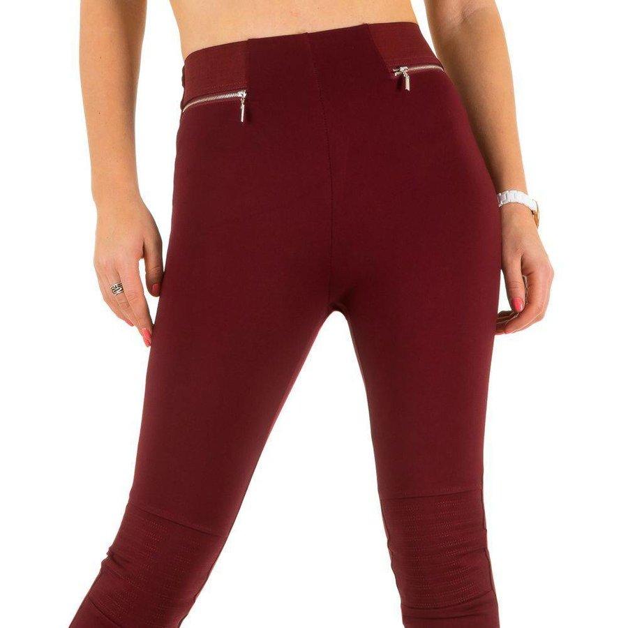 Jeans pour femme de Best Emilie - rouge