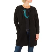 Damen Mantel von Best Emilie - black