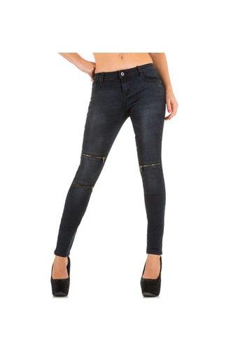 GOLDENIM Damen Jeans von Goldenim - black
