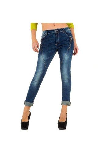 Mozzaar Jeans pour femme de  Mozzaar - bleu