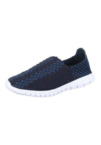 Neckermann Chaussures pour hommes  -bleu marine
