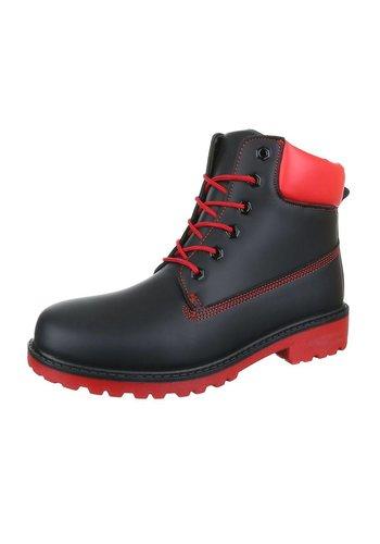 Neckermann Heren Boots - Zwart