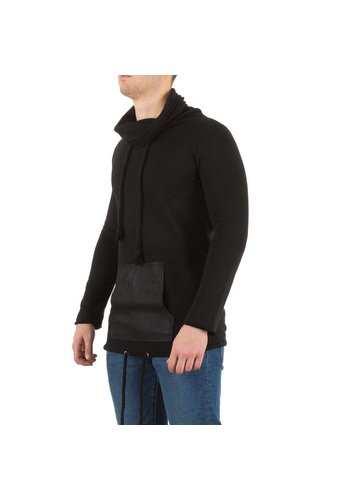 SIXTH JUNE Heren pullover van Sixth June  - zwart