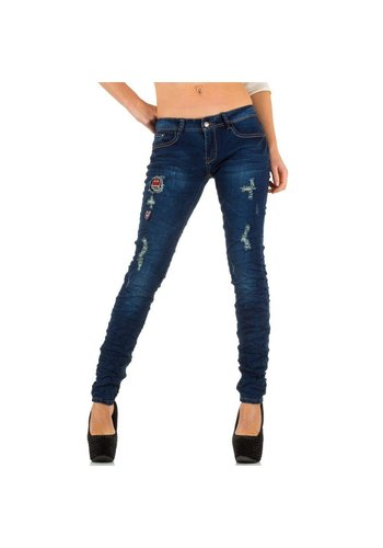 G SMACK Damen Jeans von G Smack  - DK.blue