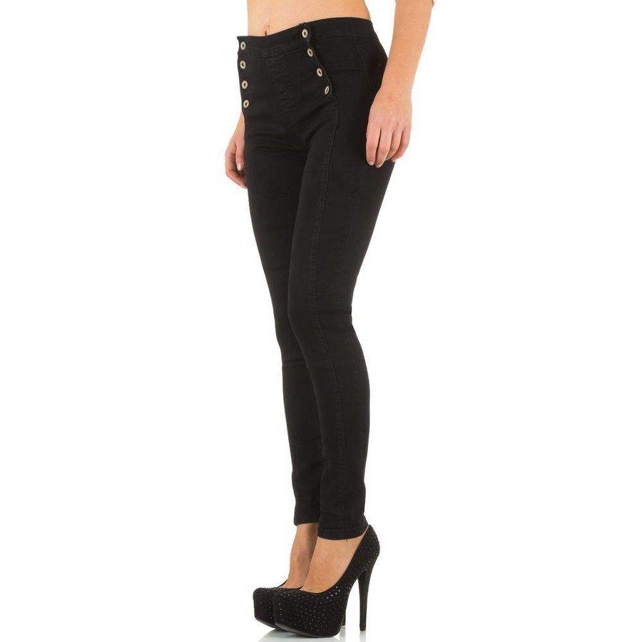 Damen Jeans von Bestiny Denim  - black