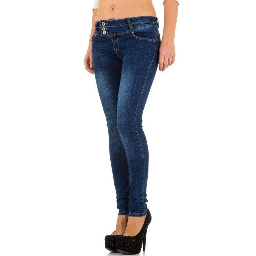 Damen Jeans von Bestiny Denim  - blue