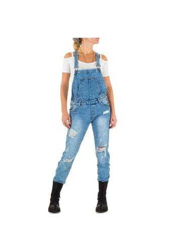 Laulia Damen Jeans von Laulia  - L.blue