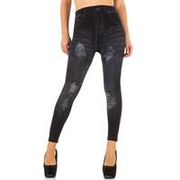 Damen Leggings von Best Fashion Gr. one size - DK.grey