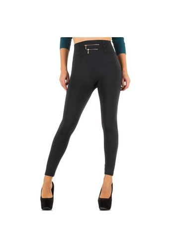 Best Fashion Dames Leggings van Best Fashion one size - Grijs