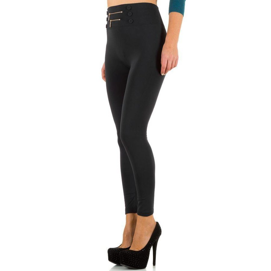 Dames Leggings van Best Fashion one size - Grijs