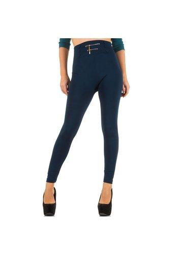 Best Fashion Dames Leggings van Best Fashion one size - Blauw