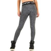 Damen Leggings von Best Fashion Gr. one size - black