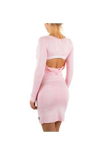 SIXTH JUNE Damen Kleid von Sixth June - pink