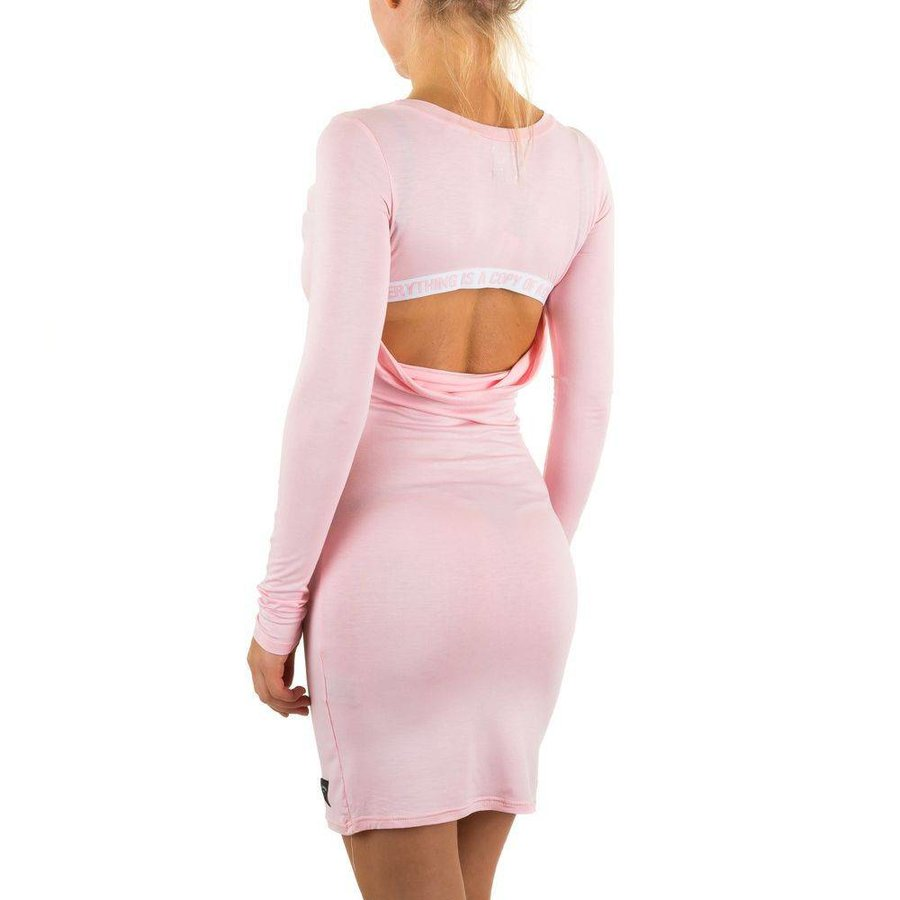 Damen Kleid von Sixth June - pink