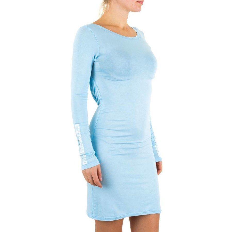 Damen Kleid von Sixth June - marine