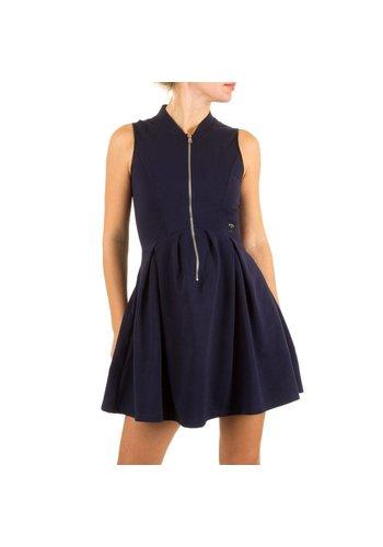 SIXTH JUNE Ladies Dress by Sixth June - Bleu