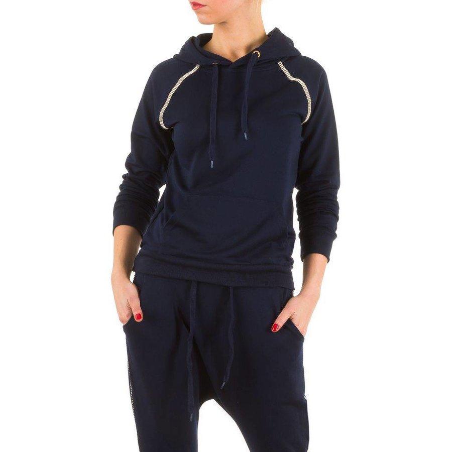 Damen Overall von Emma&Ashley Design - blue
