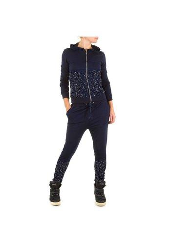 EMMA&ASHLEY DESIGN Damen Overall von Emma&Ashley Design - blue
