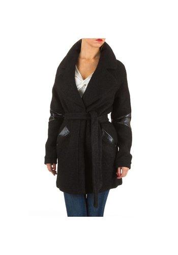 SWEEWE Damen Mantel von Sweewe - black