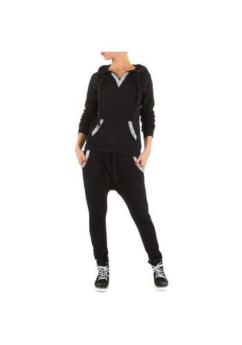 EMMA&ASHLEY DESIGN Damen Overall von Emma&Ashley Design - black