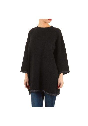 SWEEWE Dames trui van Sweewe - zwart