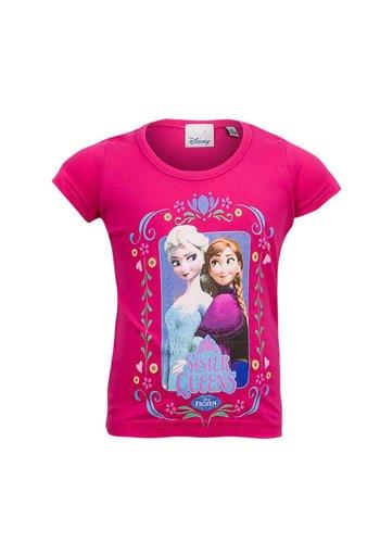 Disney Kinder T-Shirt van Disney - Roze
